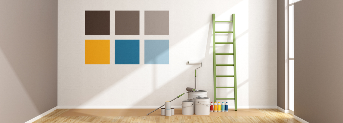 travaux de peinture de votre intérieur